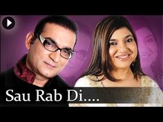 Listen to this wonderful song Sau Rab Di sung by the melodious singers of Bollywood Abhijeet & Alka Yagnik. on #NupurAudio #BestSong #Music #NAVRecords