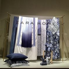 "ZARA HOME, Amsterdam, The Netherlands, ""The more you can mix fabric, the more fa… Home Fashion – Fashion Trends 2020"