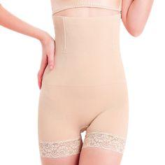 a78377a749 JasWell Women High Waist Shapewear Tummy Control Panties Body Shaper  Seamless Thigh Slimming Corset Lift The Hips Underwear