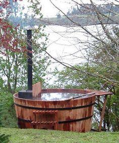 Accesorios Tinas Calientes de Madera - Tinas de Baño