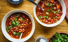 Soupe aux lentilles à la marocaine à la mijoteuse – Savourer par Geneviève O'Gleman
