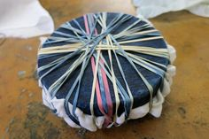 Three weeks ago I and my fellow fabric obsessives (aka the Spoolettes), descended upon the Shibori workshop in Stanmore, Sydney for a few hours of indigo and fabric heaven. Fabric design is an endl...
