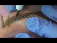 Permanent Makeup Brows Tutorial by Linda Dixon MD