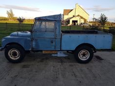 1954 land Rover Seires 1 107 lwb pickup one I landrover project | eBay