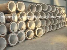 Chemshun Ceramics Fabricated Pipe Bend on Made-in-China.com