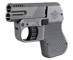 The first concealed carry .45 ACP born from aerospace technology and 100% USA made.