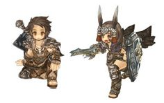 Swordsman Class: Barbarian