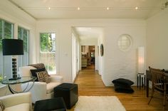 Georgetown Revival - modern - living room - dc metro - Anthony Wilder Design/Build, Inc.