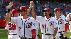 Real or not? Anthony Rendon, Nats symbolic of MLB's power surge #FansnStars