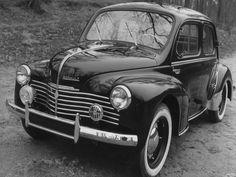 Renault 4 CV Luxe