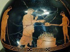 Greek, Pottery, Gods, Archeology