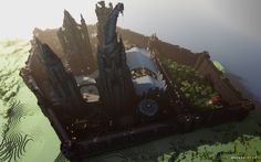 Game of Thrones locations recreated in Minecraft - 5 of 17