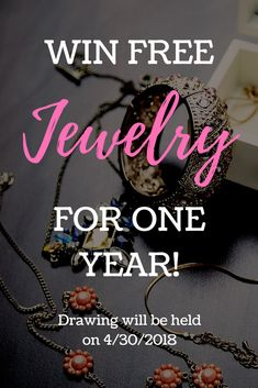 Enter for a chance to win one piece of jewelry per month for an entire year! Drawing held 4/30/2018. Receive a 20% off coupon for your next order!  Be the first to get sneak peeks, special offers, and stay updated on our cause!  20% of all profits got to organizations that fight sex trafficking.