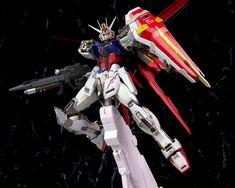 Check out the latest Gunpla Gundam News here. Strike Gundam, Gundam Wallpapers, Gundam Seed, Mobile Suit, Robot, The 100, Building, Metal, Buildings