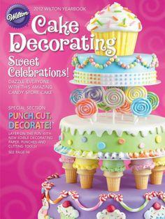 Wilton Decorating Cakes Book: Kitchen