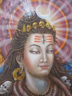 Lord shiva looks straight to your heart Mehr