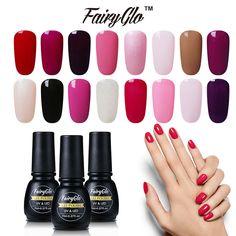 FairyGlo Gel Polish 7ML Soak Off UV LED Bling Nail Polish Semi Permanent Gel Lacquer Lucky Enamel Acrylic Nail Paint Primer Ink    // //  Price: $US $0.99 & FREE Shipping // //     Buy Now >>>https://www.mrtodaydeal.com/products/fairyglo-gel-polish-7ml-soak-off-uv-led-bling-nail-polish-semi-permanent-gel-lacquer-lucky-enamel-acrylic-nail-paint-primer-ink/    #Best_Buy