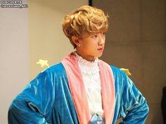 Seventeen - The 8 - Halloween   The Little Prince