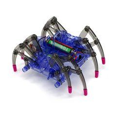 ELSKY Spider Robot Kit, Scientific Robot Toy, DIY Building Kit, Science Explorer #ELSKY