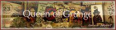 Queen of Grunge - Artwork by Gerrie Johnnic