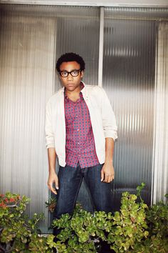 Donald Glover is wonderful. He has some serious... SWAG: Singer Writer Actor Gambinio.