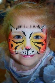 super fast tiger face