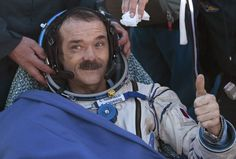 Chris Hadfield: Journey to the Earth