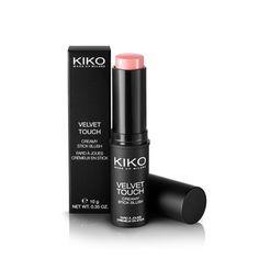 Colorete en Stick: Velvet Touch Creamy Stick Blush - KIKO Make Up Milano