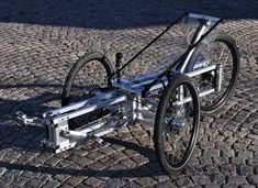 My son and/or my son and I have built nine recumbent bikes and we both frequent several of the bicycle DIY building sites. Two of the most requested bikes I see are bikes of no welding necessary an… #recumbentcycle