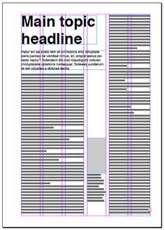 Magazine Columns – Backbone of Every Good Layout | Layout ...