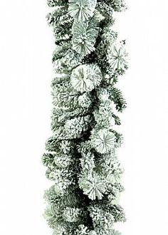 Merry Christmas Eve - Διακοσμητική Χριστουγεννιάτικη γιρλάντα, χιονισμένη 270cm (L166058) Christmas Wreaths, Christmas Tree, Holiday Decor, Home Decor, Teal Christmas Tree, Decoration Home, Room Decor, Xmas Trees, Christmas Trees