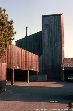 Charles Moore, Lyndon, Turbull & Whitaker: Sea Ranch. Condomium 1, 1965