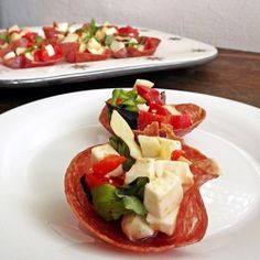 Antipasti Bites recipe