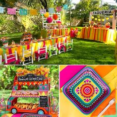 On the Blog today: A Mexican Fiesta Birthday Party!!! We styled this Fiesta…