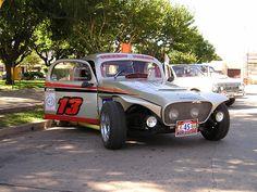 II Rally de autos antiguos Marcos CIANI, via Flickr.