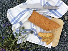 Nízkosacharidové pečivo z kešu, zlatého lněného semínka a vajec Low Carb