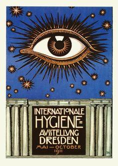 Franz Von Stuck - Hygiene - Austellung 1911