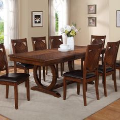 Found it at Wayfair - Vernon Extendable Dining Table