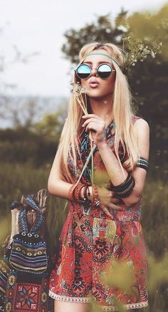 40 + Boho Dress Ideas To Look Out For This Spring & Summer ❤️ :: boho fashion :: gypsy style :: hppie chic :: boho chic :: outfit ideas :: boho kimono :: free spirit :: fashion trend :: embroidered :: flowers :: floral :: lace :: summer :: fabulous :: love :: street style :: fashion style :: boho style :: bohemian :: modern vintage :: ethnic tribal