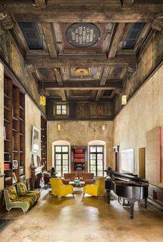 Pretty swanky Manhattan apartment