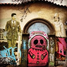 Graffiti #LaPaz #Bolivia  Pinned from PinTo for iPad 