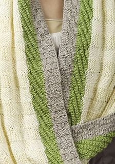 Loretta Infinity Scarf by Donna Childs