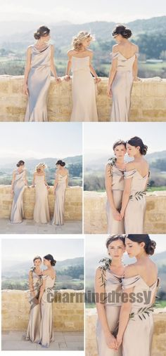 New Arrival Simple Comfortable Cheap Bridesmaid Dresses, Wedding guest dress, PD0361