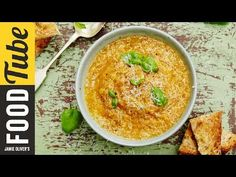 (3) Family Minestrone Soup | Michela Chiappa - YouTube