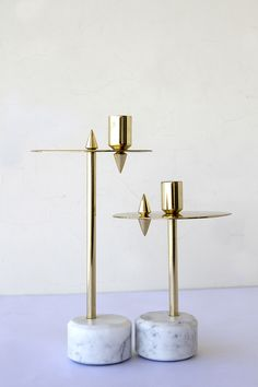 Granite And Marble Candle Holders www.bocadolobo.com/blog #interiordesign #contemporarydesign #luxuryfurniture