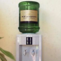 In France ...rumor has it that champagne is almost as necessary as French water!