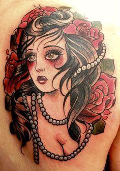 The Art Of Alix Tattoo
