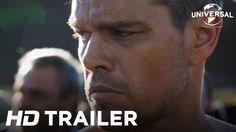 Primer trailer extendido de Jason Bourne #cine