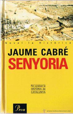 Per parlar de la indústria catalana i de les sagues familiars que van protagonitzar la industrialització del Vallès. Una novel·la apassionant com totes les d'en Cabré.