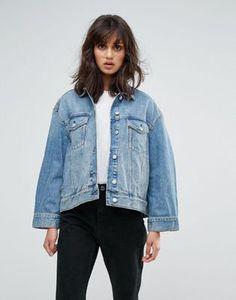Weekday Boxy Girlfriend Jacket